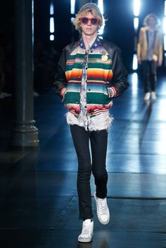 Saint Laurent Spring 2016 Menswear 75