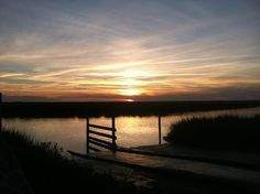 A gorgeous Tybee Island sunset #tybee #sunset