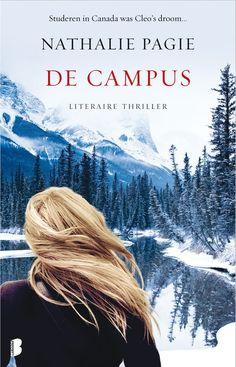 Cleo van Laerhoven gaat 5 maanden studeren aan de University of Alberta in Canada. Ze heeft het aanvankelijk enorm naar haar zin, tot een van Cleo's docentes op een ochtend dood wordt aangetroffen...