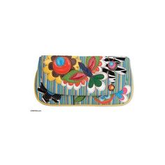NOVICA Cotton clutch bag (€84) ❤ liked on Polyvore featuring bags, handbags, clutches, accessories, clothing & accessories, flaps, floral handbags, floral purse, hand bags and white purse