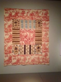 "Collector With A Needle: Quilt Exhibit ""First Glance Second Look"" Denver Art Museum"