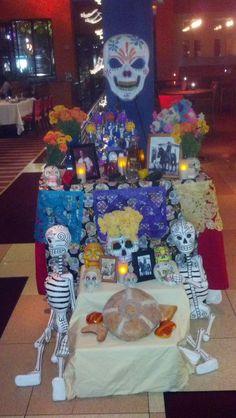 El Dia Del Los Muertos @ Rosa Mexicano Atlanta