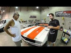 Chemical Guys How To: Claybar Treatment 1969 Camaro