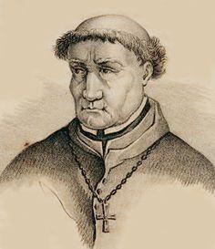 Tomás de Torquemada (1420 - Ávila, 16 de septiembre de 1498) fue un fraile dominico castellano, confesor de la reina Isabella Católica y primer Inquisidor General de Castilla y Aragón en el siglo XV. Torquemada inició el mayor periodo de persecución a judeoconversos, entre 1480 a 1530.
