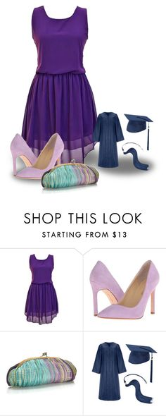 """""""Grad Week... Or I might wear this..."""" by maryv-1 ❤ liked on Polyvore featuring Ivanka Trump and Monsoon"""