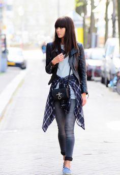 "3 Ways to wear: ''Shirt tied around the waist"" - OOTD Magazine"
