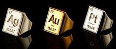 RhinotriX: 3Ddica - Metais mais metais utilizados na joalheria