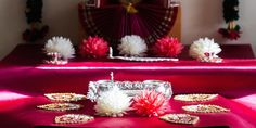Rich and lasting festive decor. From Astu Festive Packs