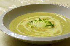 Brokolicová polévka se smetanou Pizza, Eat, Ethnic Recipes, Food, Meal, Essen, Hoods, Meals, Eten