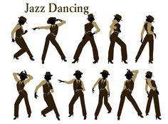 ballet & jazz dancers silhouette | dance illustrations | Pinterest ...