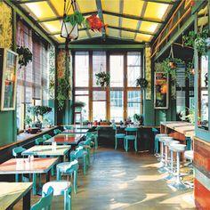 of Small Wonder Mitte - Berlin House of Small Wonder Café Berlin Berlin House, Berlin Cafe, Restaurant Berlin, Berlin Food, Restaurant New York, Cafe New York, Gratis In Berlin, Small Half Bathrooms, Berlin Travel