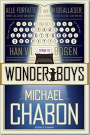 Wonderboys af Michael Chabon, ISBN 9788771280807, 3/6