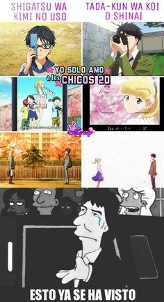 Anime: Tada-kun wa koi wo shinai