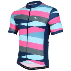 Wiggle France | Maillots à manches courtes | Maillot Morvelo Switch Up (exclusivité)