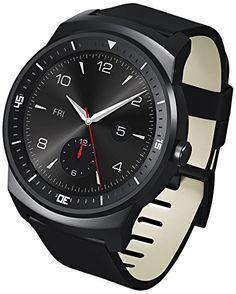 "LG G Watch R - Smartwatch Android (pantalla 1.3"", 4 GB, 1.2 GHz, 512 MB RAM, batería 410 MAH), negro - http://www.tiendasmoviles.net/2015/10/lg-g-watch-r-smartwatch-android-pantalla-1-3-4-gb-1-2-ghz-512-mb-ram-bateria-410-mah-negro/"