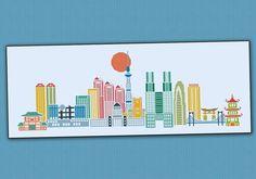 Giant+Mini+tokyo++Mini+people+around+the+world++por+cloudsfactory