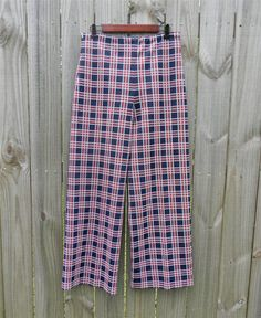 Woman's Vintage High Waisted 60s 70s Groovy by PinkCheetahVintage, $25.99