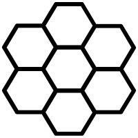 Check out hexagons icon created by ProSymbols Royalty Free Icons, Hexagons, Check, Projects, Log Projects