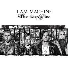 I'm listening to I Am Machine by Three Days Grace on Octane. http://www.siriusxm.com/octane