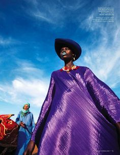 neon oase: kinee diouf by ishi for vogue netherlands july 2013 | visual optimism; fashion editorials, shows, campaigns & more!