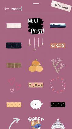 Instagram Emoji, Creative Instagram Stories, Instagram And Snapchat, Instagram Blog, Instagram Story Ideas, Instagram Quotes, Instagram Photo Editing, Snapchat Stickers, Insta Photo Ideas