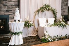 Head Table Wedding, Wreaths, Table Decorations, Furniture, Home Decor, Door Wreaths, Deco Mesh Wreaths, Interior Design, Home Interior Design