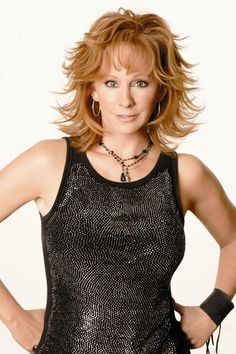 Sensational Reba Mcentire Hairstyle Pictures Reba Mcentire Hairstyles With Short Hairstyles Gunalazisus