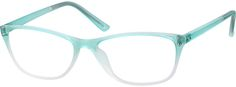 Order online, women blue full rim acetate/plastic cat-eye eyeglass frames model #297716. Visit Zenni Optical today to browse our collection of glasses and sunglasses.