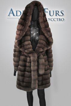 Невероятное пальто из меха соболя                                              8-916-515-02-92                                                ✈Бесплатная доставка ✉                                              #шуба #мех #куница #купитьшубу #хочушубу #натуральныймех #индивидуальныйпошив #пошивназаказ #пошившуб #adelfurs #москва #скидка #sale #купить…