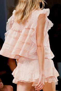 a-luxury-fantasy:  Isabel Marant details