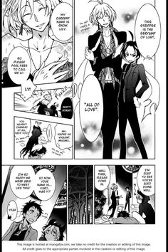 Servamp. Am I the only one who ships Misino and Lily!? Yes? No? I'll go away now.....