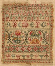 N e e d l e p r i n t: A Sister Sampler to the Feller Collection F450 Sampler @ Auction