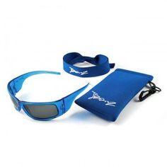 5923f8d46a780 Gafas de sol para niños JBanz azul Blue Sunglasses