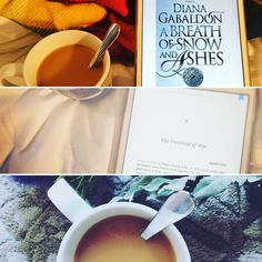 MyLunaRose - #bookstagram reading outlander book 6, A breath of...