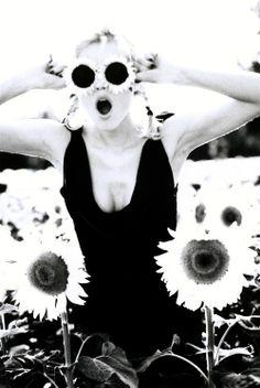 Eva Herzigova by Ellen Von Unwerth 1999 Good Morning