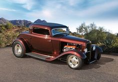 Afternoon Drive: Hot Rods & Rat Rods (26 Photos) A hot rod is a specific type of automobile that has been modified to produce more power for racing straight ahead. The hot rod originated in the early...