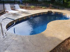What is the Best Small Pool for a Small Yard? What is the Best Small Pool Outdoor Living: Inground Pool Ideas Small Yards , pool designs . Pools For Small Yards, Backyard Ideas For Small Yards, Small Backyard Pools, Small Backyards, Desert Backyard, Wedding Backyard, Small Pool Ideas, Fun Backyard, Backyard Pool Landscaping