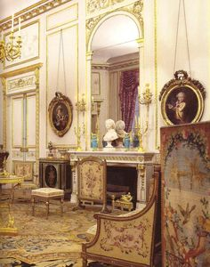 The Grand Salon, the Nissim De Camondo Museum.