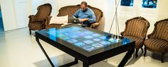 digital table