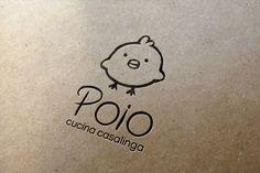 Poio - Cucina Casalinga, Cafe Restaurant Branding on Behance