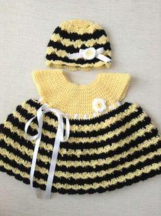 Matching Dress & Hat