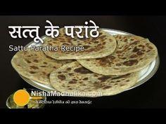Besan stuffed paratha recipe rajasthani besan bharwan paratha by nisha madhulika sattu paratha recipe video forumfinder Choice Image