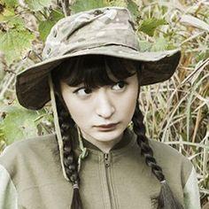 liNGliNG, singer of Japanese idol idolcore group BiSH Brand-new Idol Shit