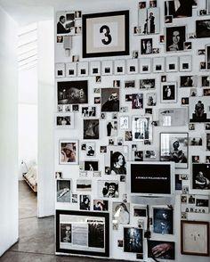 Bilderrahmen, Wandgestaltung, Gestalten, Wohnzimmer, Bildwände, Fotowand,  Gerahmte Kunst, Ideen Fürs Zimmer, Italienisches Zuhause, Trautes Heim, ...