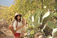 LA ISLA ENCANTADA, alma guanche. (Visita de Raquel del Rosario a La Palma, publicado en el blog Planeta particular)