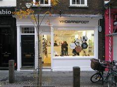 The VIVOBAREFOOT Experience, Covent Garden