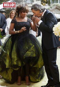 tina Turner Wedding dress