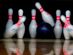 Strike the right note with a bowling alley date