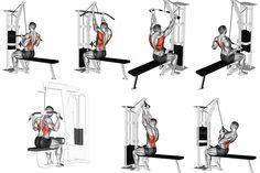 O exercício de puxada alta é um dos mais tradicionais exercícios da musculação. Veja neste artigo, como usá-la corretamente em seu treino! A puxada na polia alta é um dos exercícios mais usados no treino de dorsais. Se você treina, provavelmente já utilizou este exercício, não é? Porém, muitas vezes, por ser um exercício comum, …