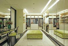 Closets - feminino, masculino, famosos, pequenos, veja modelos e dicas!